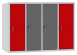 00153627 Szafa wisząca, 4 drzwi (wymiary: 978x1190480 mm)