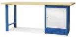 00853689 Stół warsztatowy, 1 drzwi (wymiary: 2100x900x740 mm)
