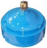 01538881 Akumulator hydrauliczny Hydro Leduc AS 0400 (objętość azotu: 4,1 l/dm³, maksymalne ciśnienie: 400 bar)