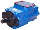 01539223 Pompa hydrauliczna łopatkowa dwustrumieniowa B&C T6CCW-022-014-2R00-C100 (objętość robocza: 70,3 + 46,0 cm³, maksymalna prędkość obrotowa: 2200 min-1 /obr/min)