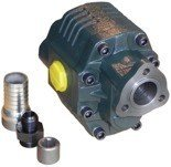 01539266 Pompa hydrauliczna zębata Hipomak Hydraulic DP 40-109 BI (objętość robocza: 109 cm³, prędkość obrotowa maksymalna: 1500 min-1 /obr/min)