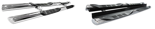 01656392 Orurowanie ze stopniami z zagłębieniami - Volkswagen T6 Short 3 stopnie