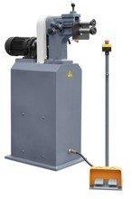 02861548 Żłobiarko-rowkarka elektryczna (maks. grubość materiału: 1,2mm, głębokość żłobienia: 200mm, moc silnika: 0,75 kW)