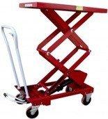 0301626 Wózek platformowy nożycowy (udźwig: 500 kg)