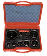 05017102 Profesjonalny zestaw do wiercenia w gresie, twardej ceramice, granicie i marmurze DRILLING BOX ART.VAFA1 (skrzynka + 88 + FA20 + FA27 + FA30 + FA35 + FA40 + FA45 + FA50 + FA65 + FA75 + FA100 + FA120)