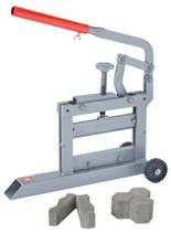 050421 Gilotyna do bloczków betonowych i płyt chodnikowych ART.6L (szerokość cięcia: 31cm)