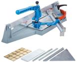 050478 Maszynka do cięcia płytek ceramicznych - tnąca do przodu ART.75P2 (szerokość cięcia: 75cm)