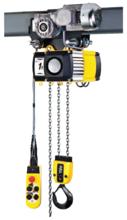 06041191 Wciągnik łańcuchowy przejezdny z elektrycznym napędem mechanizmów podnoszenia i jazdy Yale CPV 5-8 (udźwig: 500 kg)