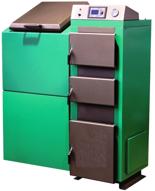 06652753 Kocioł z podajnikiem, automatyczny 25kW (paliwo: pellet, ekogroszek, węgiel, drewno)