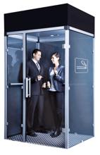 08549343 Pochłaniacz dymu tytoniowego kabinowy SMOKING BOX (wydajność wentylatora: 480 m3/h)