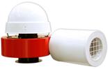 08549389 Wentylator promieniowy dachowy z wylotem poziomym WPA-13-D-3-N 400V (obroty synchroniczne: 3000 1/min, moc: 7,5 kW, wydajność wentylatora: 10800 m3/h)
