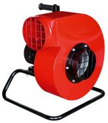 08549426 Wentylator promieniowy przenośny WPA-9-P-3-N 400V (obroty synchroniczne: 3000 1/min, moc: 2,2 kW, wydajność wentylatora: 4500 m3/h)