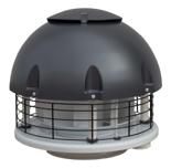 08549493 Wentylator chemoodporny dachowy SMART-CHEM-400/1000 (obroty synchroniczne: 1000 1/min, moc: 0,55 kW, wydajność wentylatora: 6600 m3/h)