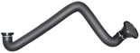 08549544 Odciąg stanowiskowy, ramię odciągowe ze ssawką, wersja stojąca ERGO-FLEX-2-R (średnica: 160 mm, długość: 2 m)