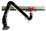 08549571 Odciąg stanowiskowy, zestaw wyciągowy: kanał odciągowy + wózek + ramię ssące ERGO-KOS (średnica ramienia odciągowego: 160 mm, długość ramienia odciągowego: 2,3 m, długość segmentu kanału: 4 m)