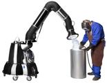 08549593 Urządzenie filtrowentylacyjne, wersja z automatyczną regeneracją filtra - bez ramion odciągowych MATRIX-1000-1-A (podciśnienie maksymalne: 2750 Pa, moc: 0,75 kW, wydajność: 1000 m3/h)