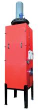 08549640 Urządzenie filtrowentylacyjne, separator mgły olejowej z filtrem kieszeniowym MISTOL DUST-2000 (moc: 1,5 kW, wydajność: 2850 m3/h)
