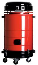 08549648 Urządzenie filtrowentylacyjne z turbiną ssącą, wersja z automatyczną regeneracją filtra RAPID VAC 200-A (pojemność zbiornika: 45 dm3, moc: 1,6 kW, wydajność: 225 m3/h)