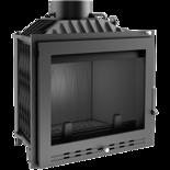 30040866 Wkład kominkowy 10kW Antek Lux (szyba prosta)