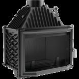 30040924 Wkład kominkowy 18kW Oliwia (szyba pryzmatyczna)