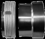 30054498 Przejście rura stalowa - komin ceramiczny fi 200