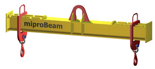 33948785 Trawers z regulowanymi hakami miproBeam TRR A-M 5,0 1500 (udźwig: 5 T, długość: 1500 mm)