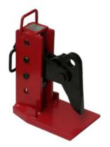 3398549 Uchwyt do podnoszenia pakietów blach w pozycji poziomej WRA 7,5 (udźwig: 7,5 T, zakres chwytania: 40-240 mm)