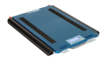38547905 Waga podkładkowa z legalizacją bezprzewodowa (udźwig: 15000 kg, podziałka: 5 kg, wymiary: 750x450 mm)