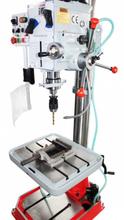 44350072 Wiertarka przekładniowa z automatycznym posuwem w osi Z/pionowym Holzmann ZS 50APS (zakres pracy w poziomie/pionie: 260/754 mm, moc: 1,6 kW)