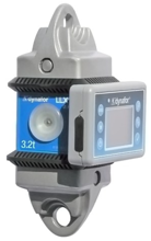 44929988 Precyzyjny dynamometr z wyświetlaczem do pomiaru sił rozciągających oraz ciężaru zawieszonych ładunków Tractel® Dynafor™ LLX2 (udźwig: 1 T)