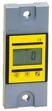 44930008 Precyzyjny dynamometr z wyświetlaczem do pomiaru sił rozciągających oraz ciężaru zawieszonych ładunków Tractel® Dynafor™ LLZ (udźwig: 1 T)