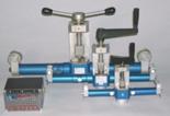 44930027 Miernik siły naciągu lin Tractel® Dynarope HF 37/1 (średnica liny: 5 do 13mm, możliwość pomiaru: 1,5 T)
