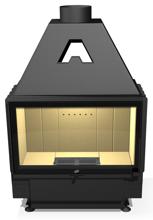 48946353 Wkład kominkowy powietrzny 14kW ARYSTO A11 (szyba płaska podwójna, wymiar frontu: 800 x 510)