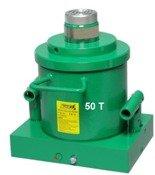 6276352 Podnośnik hydrauliczny jednotłokowy (wysokość podnoszenia min/max: 275/408mm, udźwig: 50T)