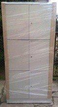 77157263 Szafa narzędziowa, 6 drzwi (wymiary: 2000x970x460 mm)