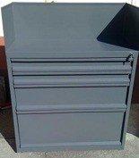 77157269 Szafa narzędziowa z nadstawką, 4 szuflady (wymiary: 1000x800x500 mm)