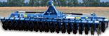 95247986 Agregat talerzowy U 693, składany hydraulicznie, talerz uzębiony o średnicy 510mm (szerokość robocza: 6 m, liczba talerzy: 48, zapotrzebowanie mocy: 180 KM)