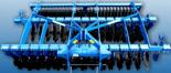 95247989 Ciężka brona ścierniskowa U 671, wersja zawieszana (szerokość robocza: 4 m, liczba talerzy: 32, zapotrzebowanie mocy: 160 KM)