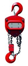 9588148 Wciągnik łańcuchowy stacjonarny WŁ-10S (udźwig: 1,0 T)