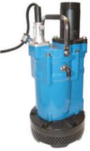 99230211 Pompa odwodnieniowa, trójfazowa KTVE2.75 - z czujnikiem poziomu (moc: 0,75 kW, maks. wydajność: 320 l/ min)