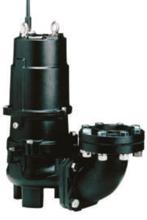 99230300 Pompa ściekowa, trójfazowa 80U22.2 (moc: 2,2 kW, maks. wydajność: 800 l/ min)