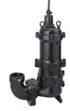 99230336 Pompa ściekowa, trójfazowa 80UX24.0 (moc: 4 kW, maks. wydajność: 1030 l/ min)
