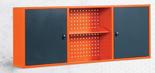 99551648 Szafka wisząca, 2 drzwi, półka (wymiary: 600x1596x250 mm)