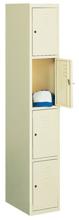 99552234 Szafka ze schowkami 0,6-0,8mm, 4 drzwi (wymiary: 1800x300x490 mm)
