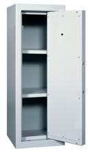 99552593 Szafa - wzmocniona, 2 półki, 1 drzwi (wymiary: 1200x430x450 mm)