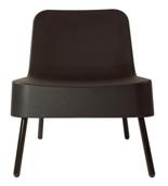 99851068 Fotel Bob (kolor: czarny)