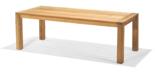 99855616 Stół prostokątny z drewna tekowego Jambi 220x100