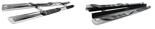 DOSTAWA GRATIS! 01656383 Orurowanie ze stopniami z zagłębieniami - Opel Vivaro 2002-2014 long 3 stopnie