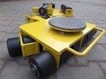 DOSTAWA GRATIS! 12267452 Wózek uniwersalny, rolki: 10x kompozyt (nośność: 7 T)