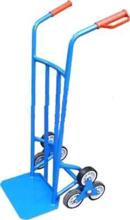 DOSTAWA GRATIS! 13340545 Wózek schodowy ręczny do przewozu ciężkich przedmiotów (nośność: 150 kg)